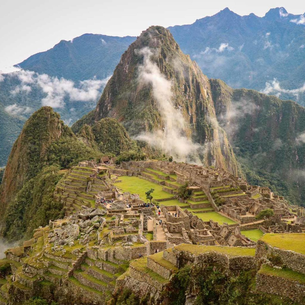 Machu Picchu 7th Wonder of the World
