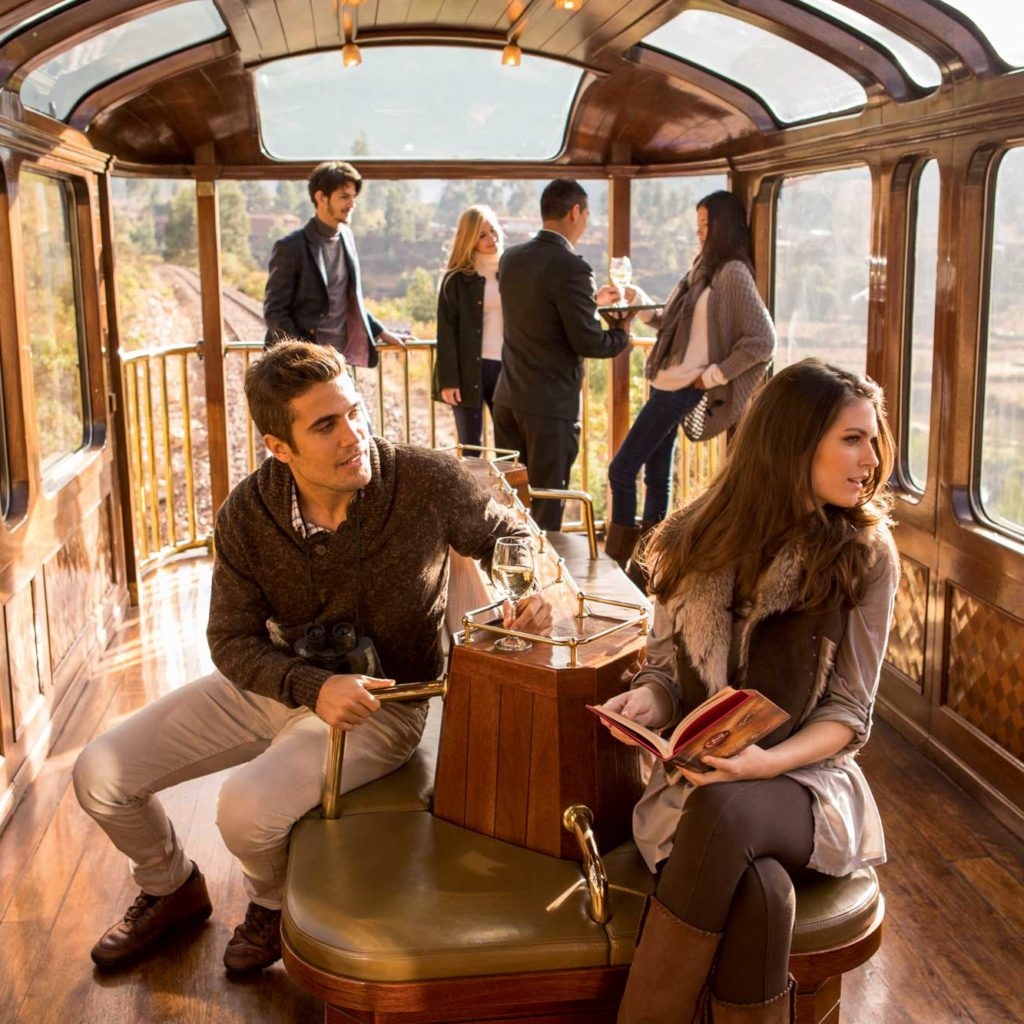 Sacred Valley Train
