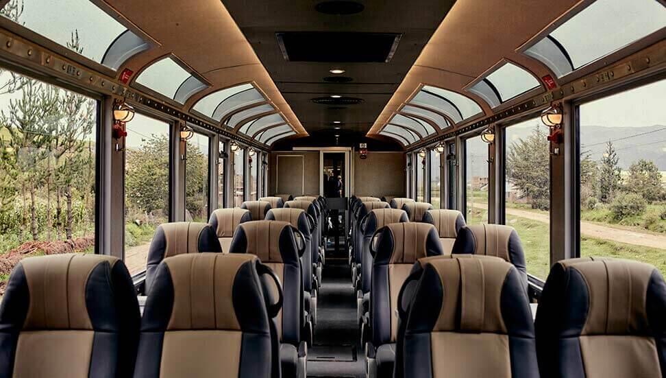 the 360 train