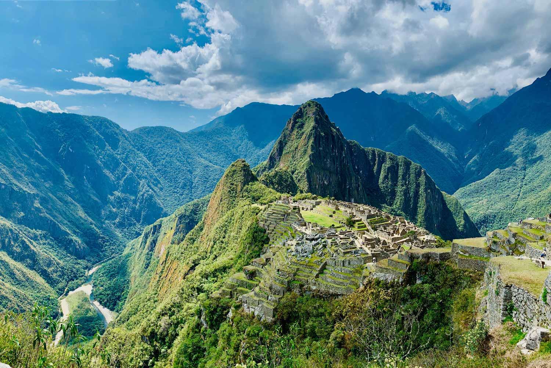 Machu Picchu by machu-picchu.org