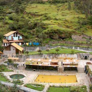 Baños termales de Lares en Cusco