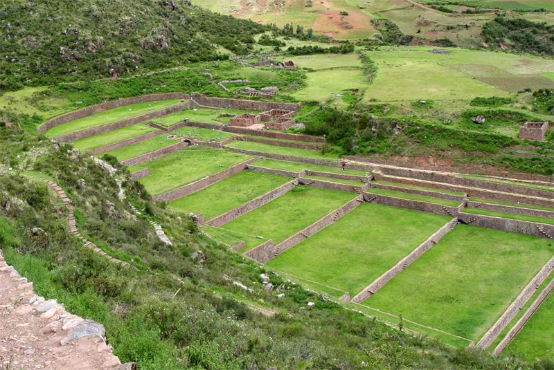 Tipon - Valle sur Cusco