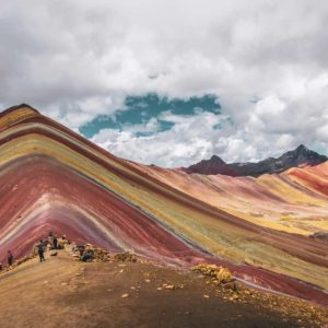 Rainbow Mountain in Cusco