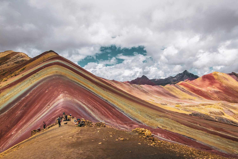 Rainbow Mountain in Cusco