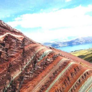 Pallay Poncho la nueva montaña de 7 colores