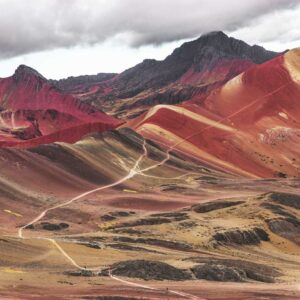 Red Valley in Cusco