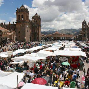 Santurantikuy en Cusco