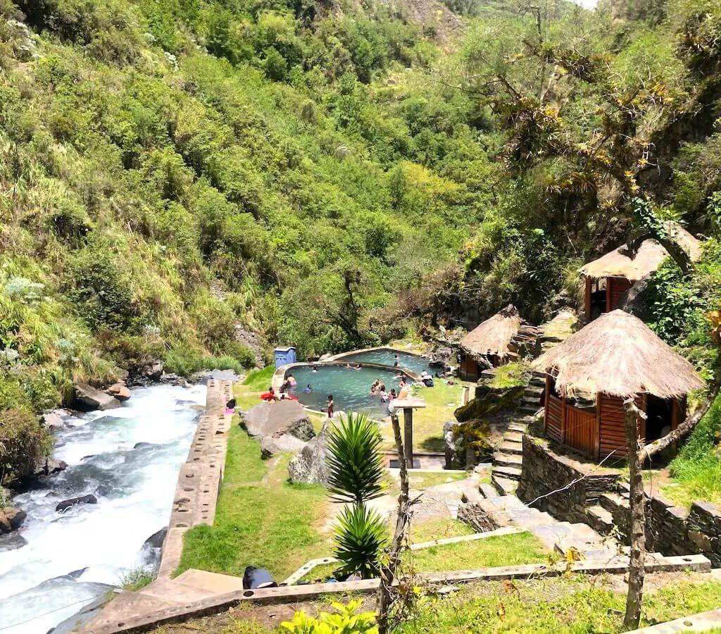 Baños termales de Chimur - Vane La Alpaca